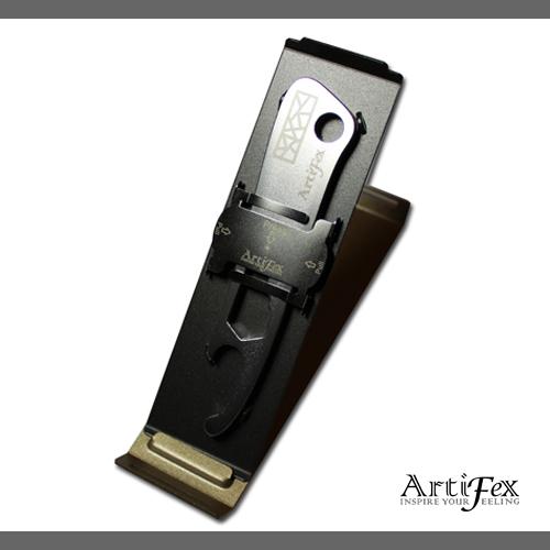 ArtiFex│流線 II - 口袋物開瓶器 (精裝版)