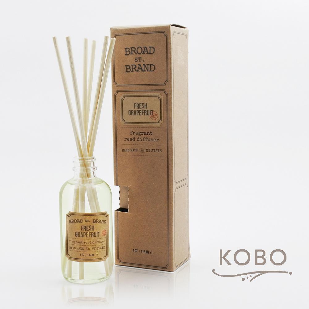 KOBO 美國天然擴香瓶 - 新鮮西柚 (118ml/香氣維持60天)