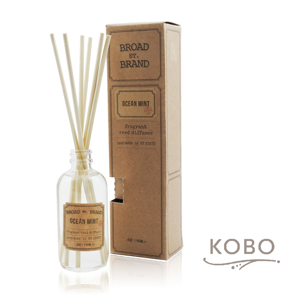 KOBO|美國天然擴香瓶 - 海洋味道 (118ml/香氣維持60天)