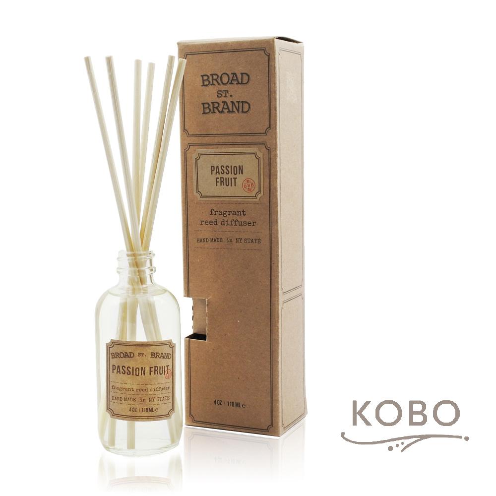 KOBO|美國天然擴香瓶 - 熱情果 (118ml/香氣維持60天)
