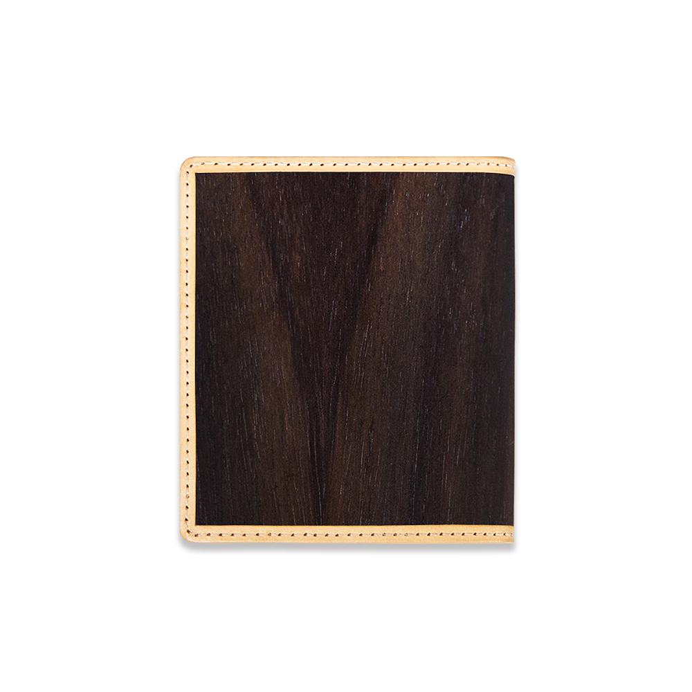 PARSEC|樹革紫檀短夾