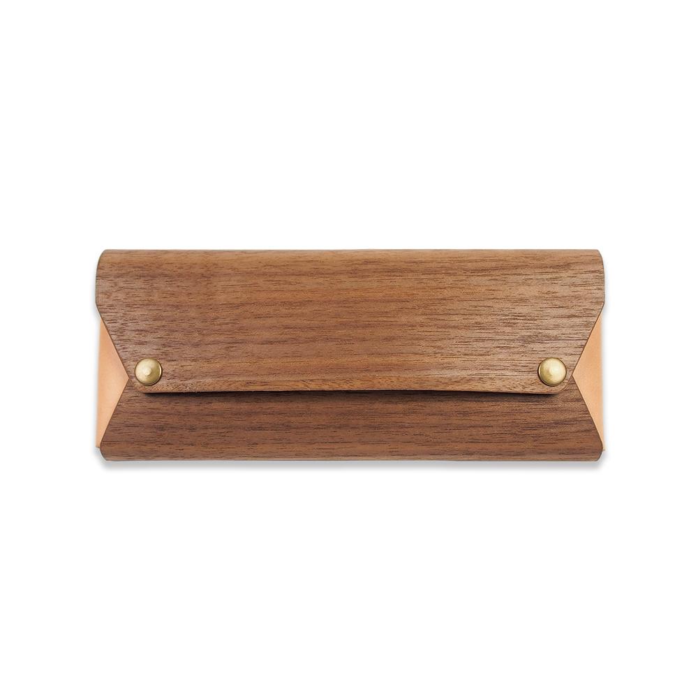 PARSEC|樹革胡桃筆袋