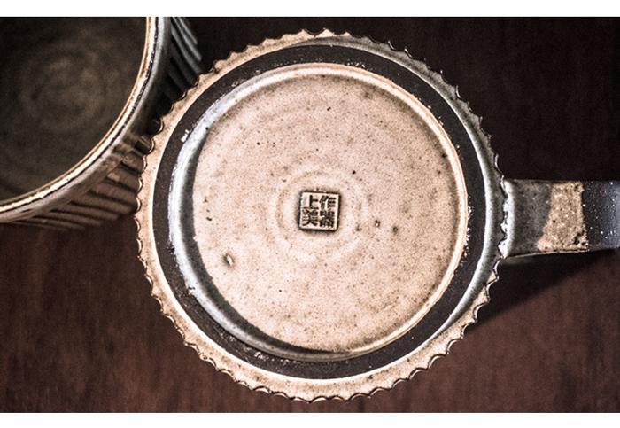 (複製)上作美器|無我系列 - 直紋馬克杯 - 尊爵版(三件式)