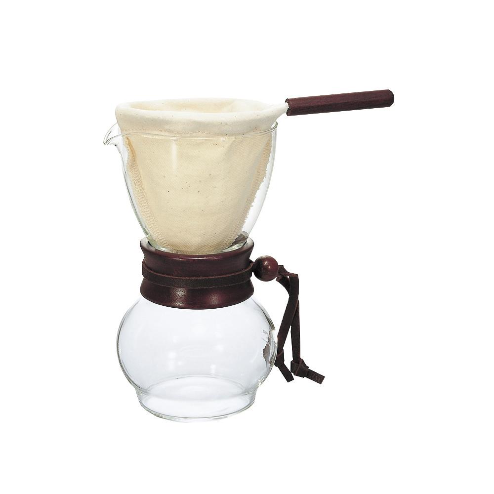 HARIO|濾布手沖咖啡壺240ml 1~2杯量 DPW-1