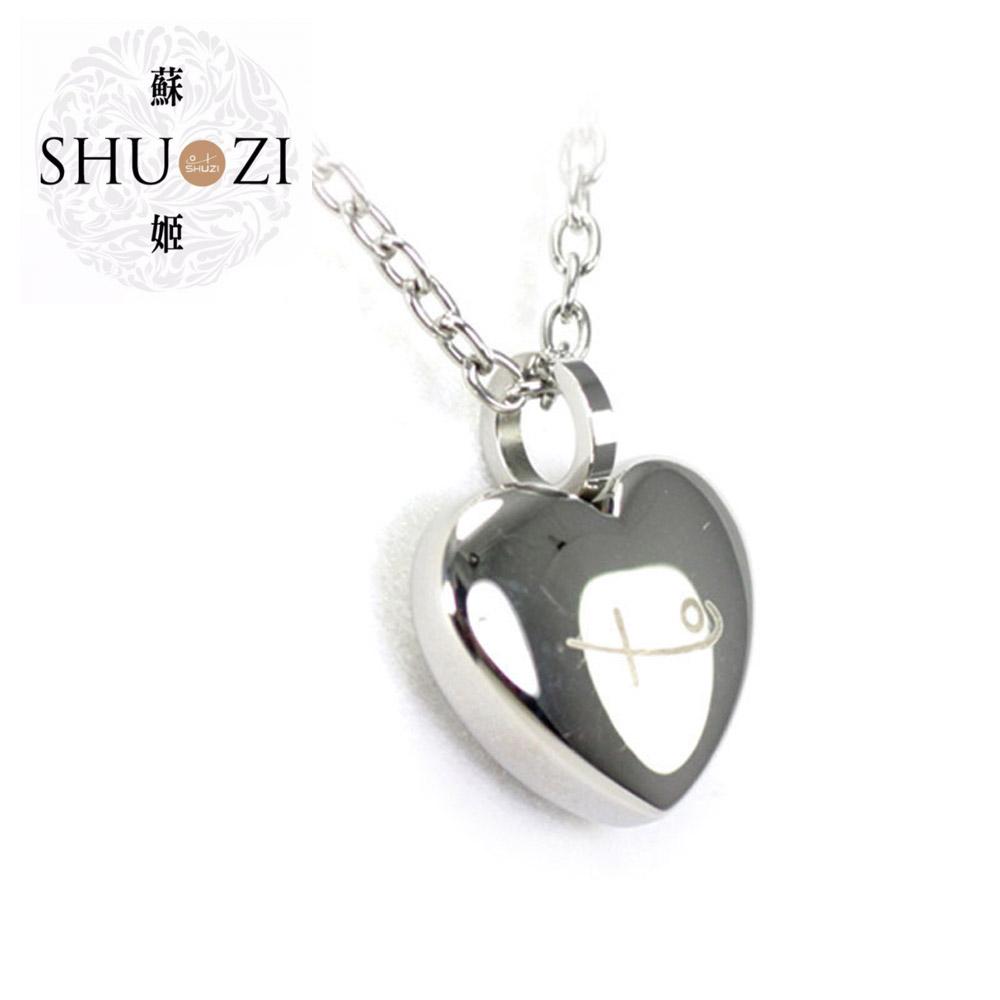 SHUZI™|愛心墜鍊 - 美國製造  NH-S01