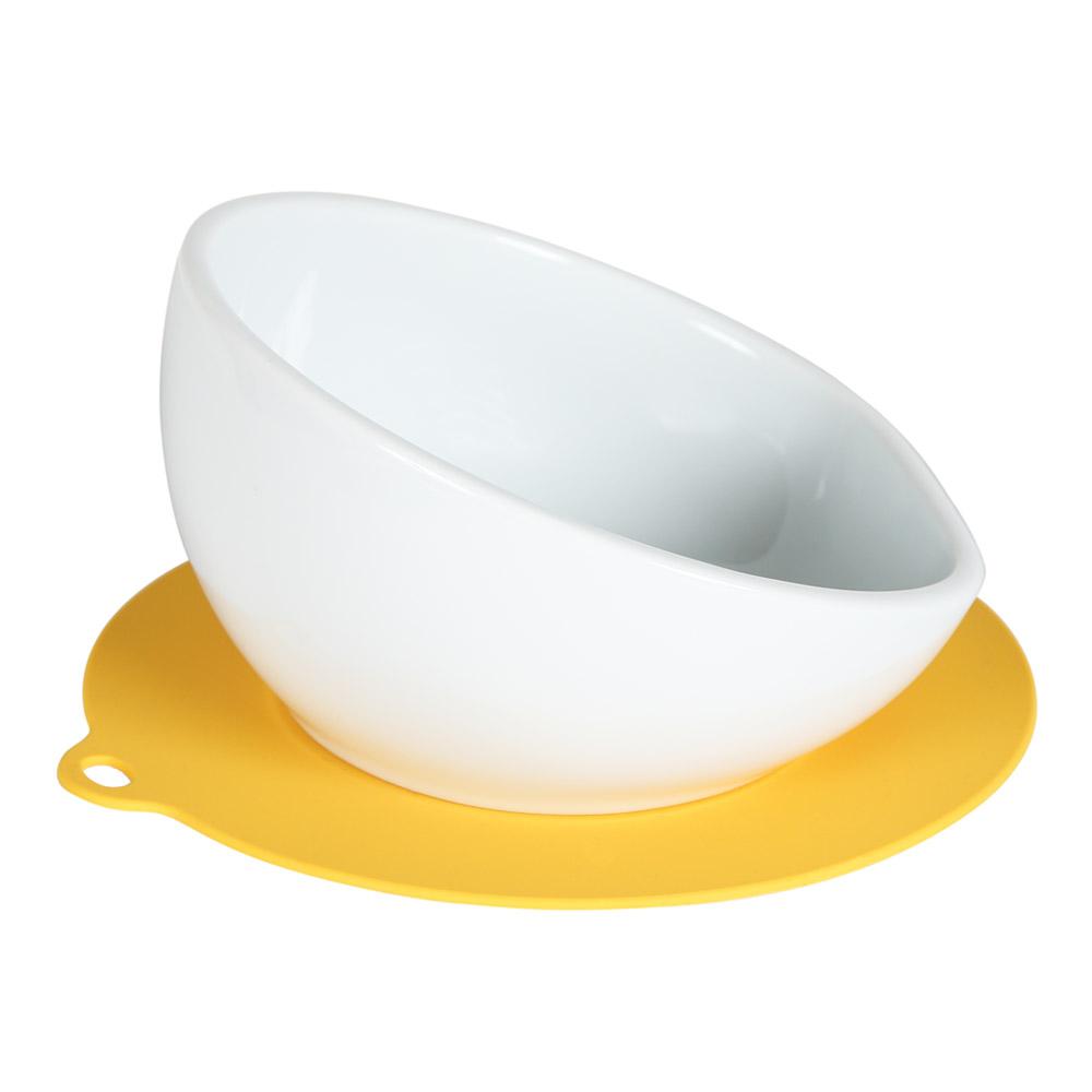 HARIO|中型犬專用黃色陶瓷小碗  PTS-MA-MY