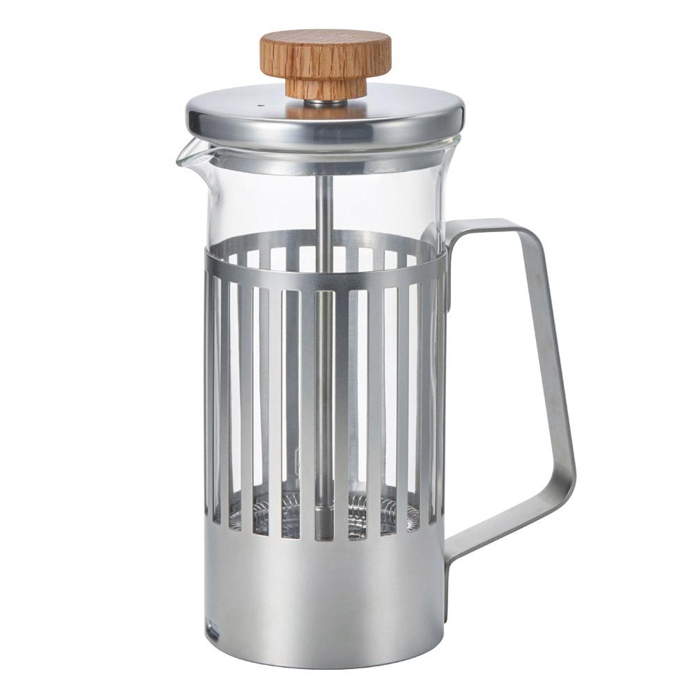 HARIO|光影之間濾壓茶壺2杯  THT-2MSV