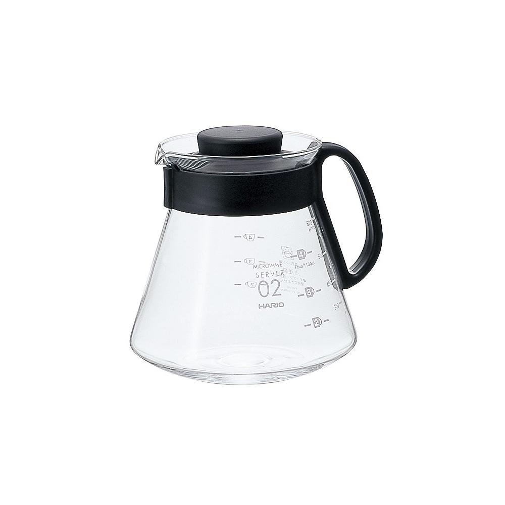 HARIO V60經典60咖啡壺600ml XVD-60B