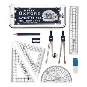 Helix 牛津數學文具套裝