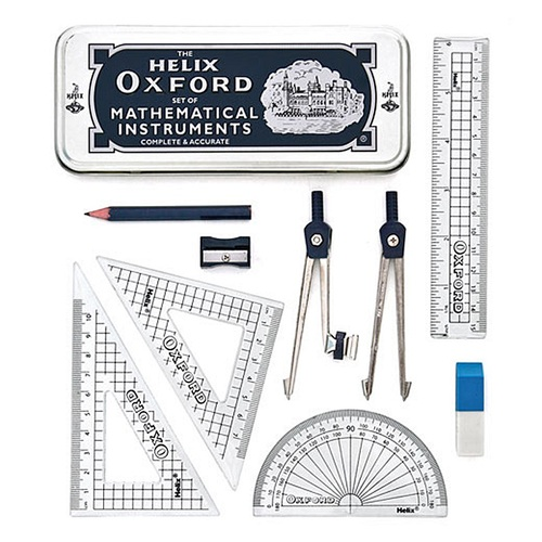 Helix|牛津數學文具套裝