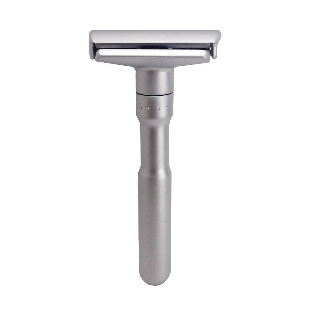 德國 Merkur|Futur 雙刃安全刮鬍刀《刀刃可調節》