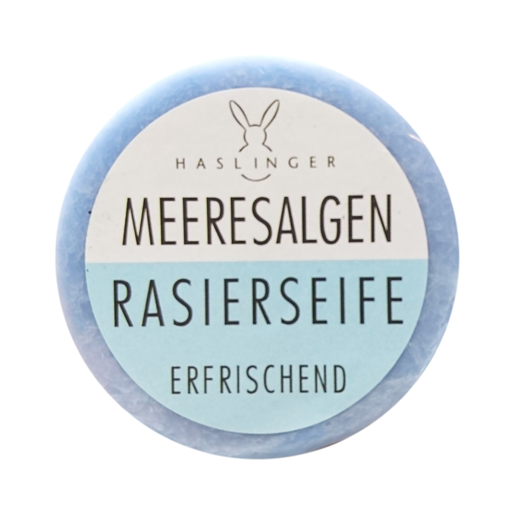 奧地利 Haslinger | 海藻刮鬍皂