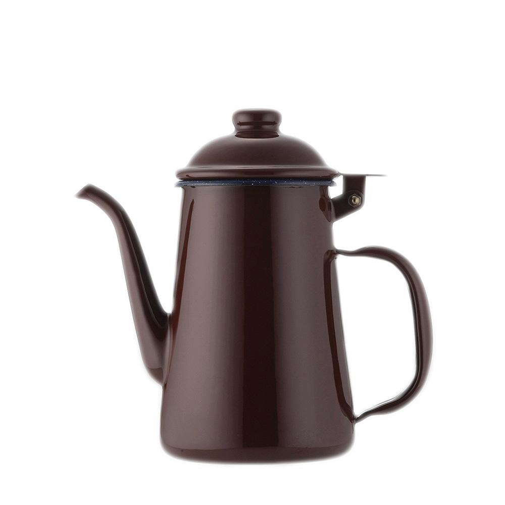 高桑elfin|琺瑯手沖壺-咖啡