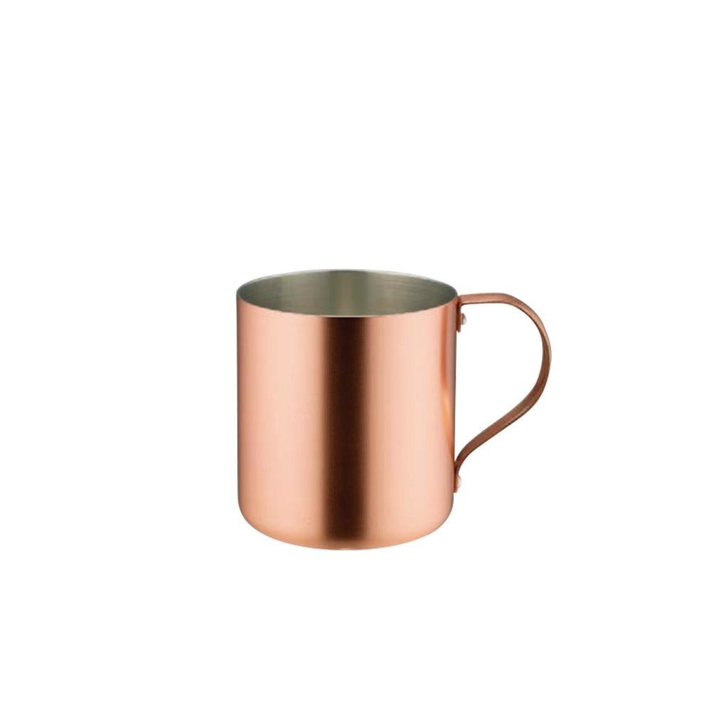 高桑elfin|冰咖啡杯-銅