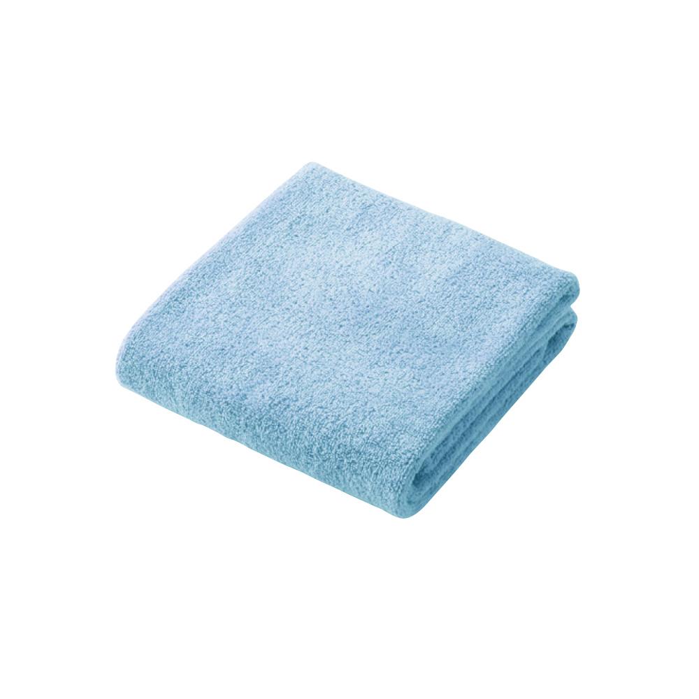 CB Japan|輕柔系列超細纖維3倍吸水毛巾 (2入) - 甜心藍
