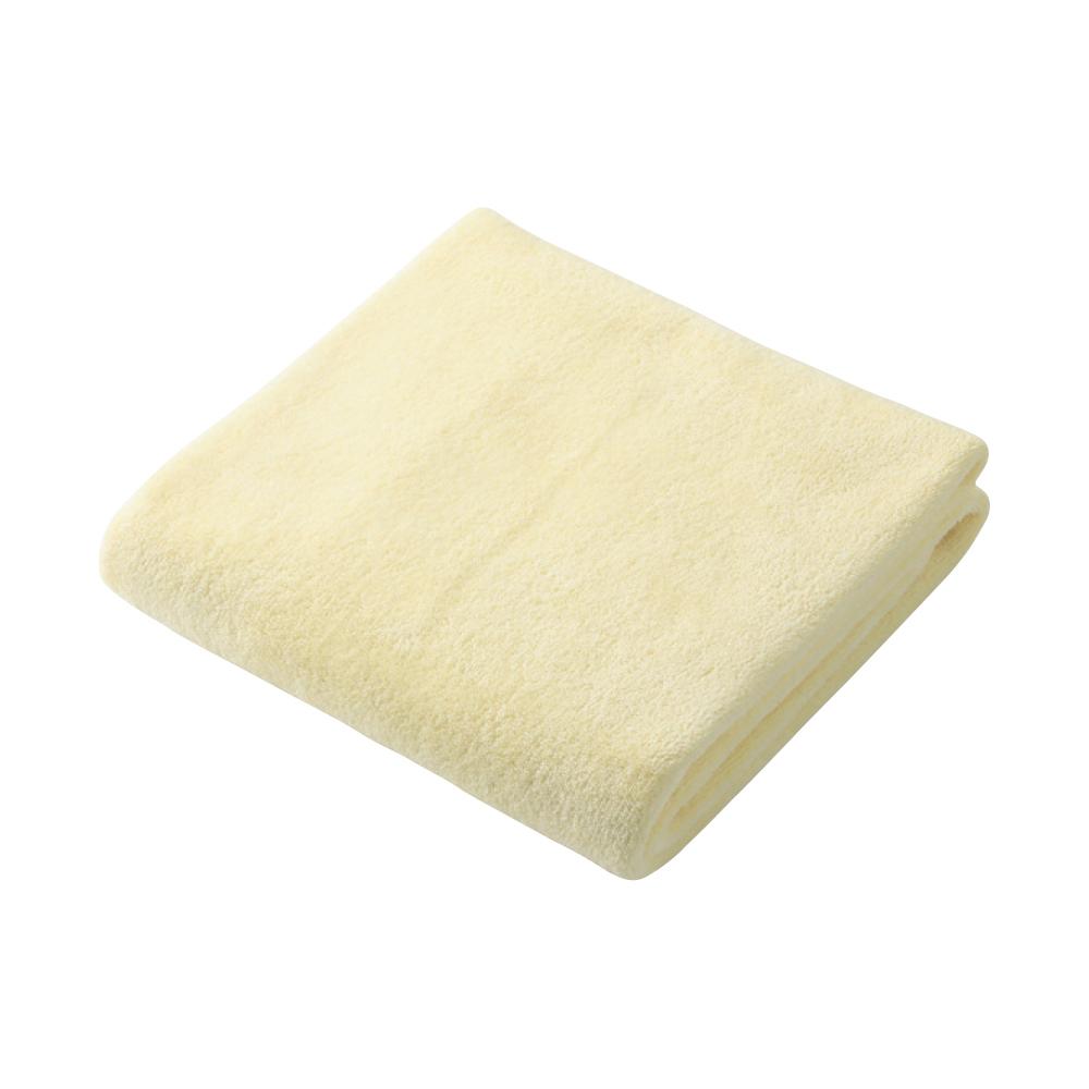 CB Japan|輕柔系列超細纖維3倍吸水浴巾 - 甜心黃