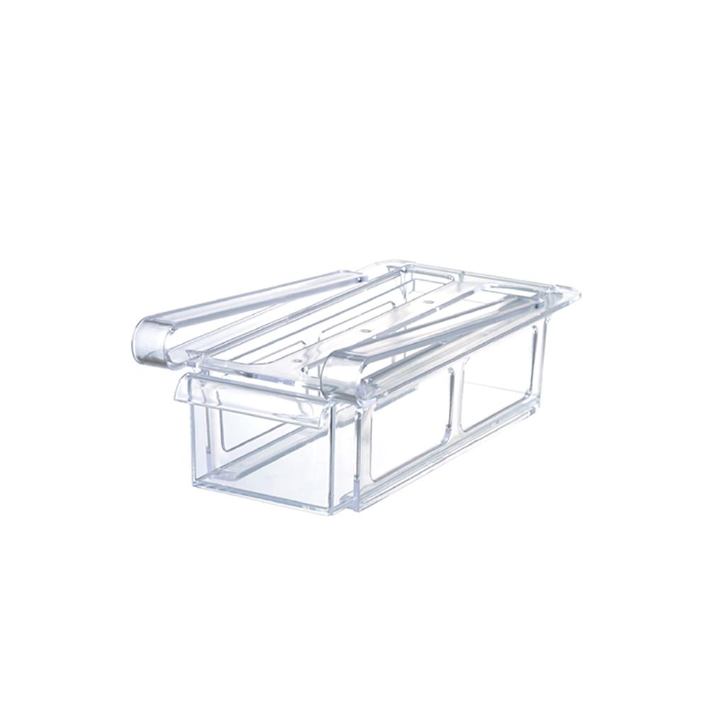日本ISETO | 懸掛式冰箱抽屜儲物盒-窄版