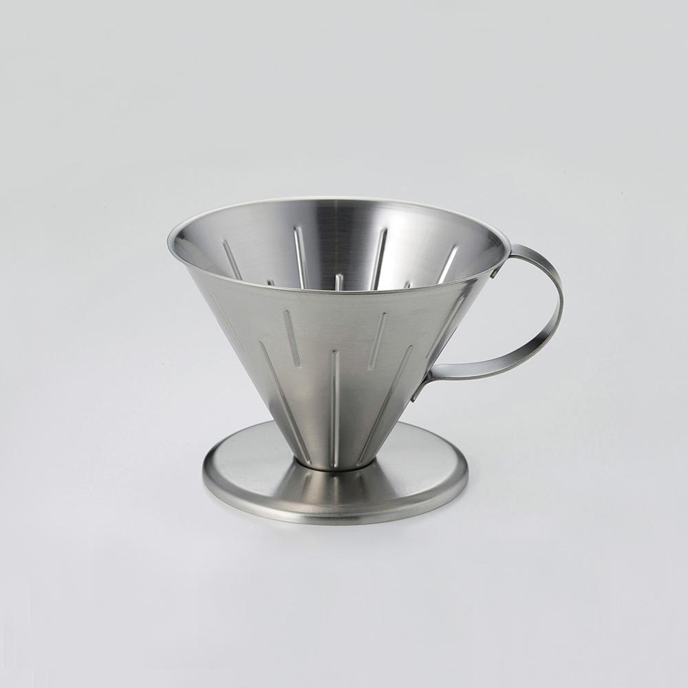 日本高桑elfin | 不鏽鋼咖啡濾杯-L