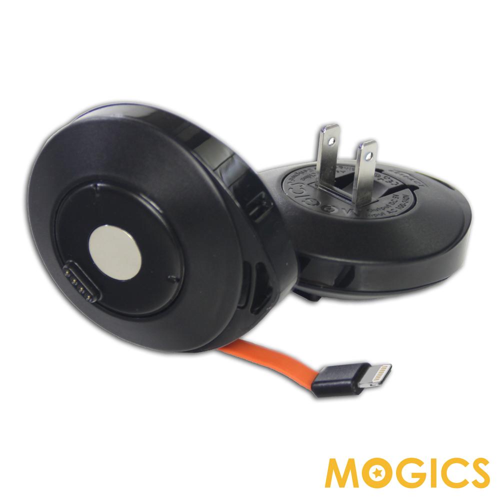 MOGICS|MCM-Pro-L 完美智慧型充電收納組(Lightning)