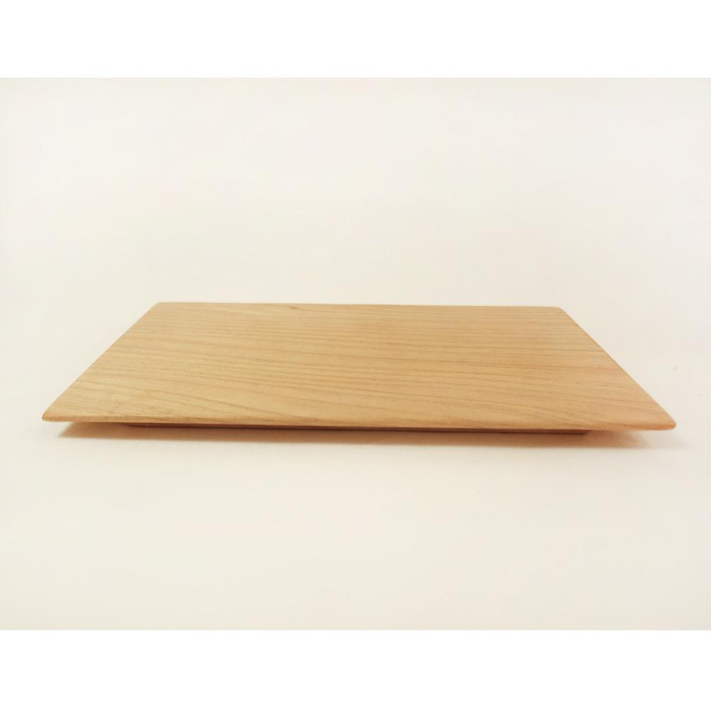 WM木合金|露・La Rosée木質手感咖啡壺組-1壺1匙1盤(台灣檜木)