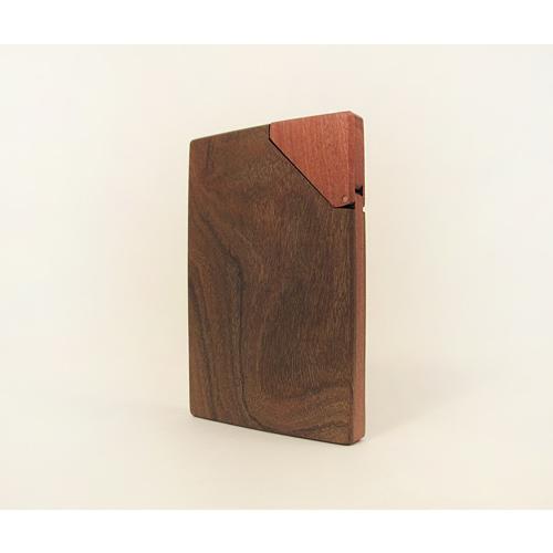 木合金設計WMDesign/手工木製名片盒/巴拉圭紫檀