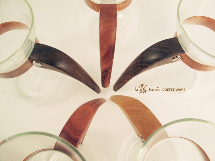 (複製)WM木合金|露・La Rosée木質手感咖啡壺組-簡約款-1壺(黃金象牙木)