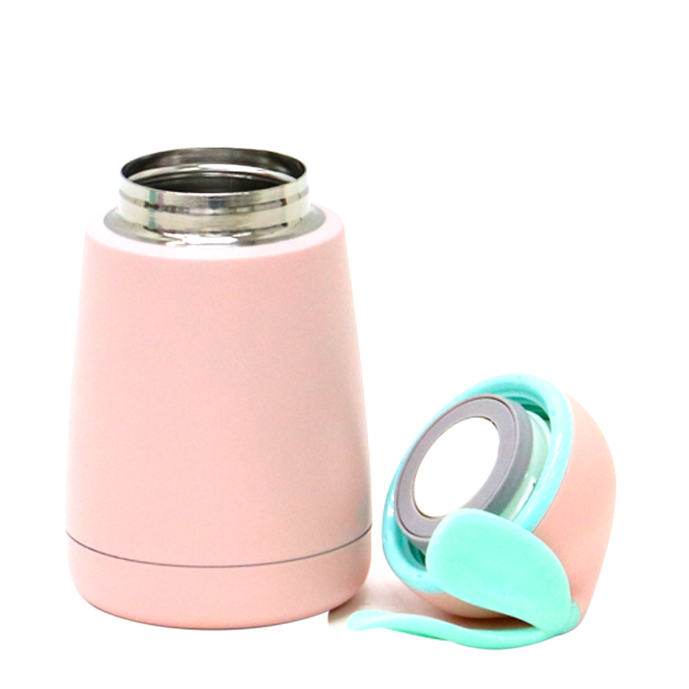 PlaStudio|邦妮兔不鏽鋼保溫杯-粉紅