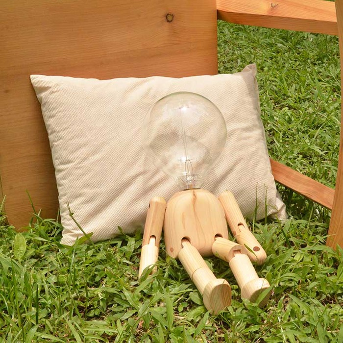 一郎木創 檜木枕芯(大)+檜木腰枕 8折