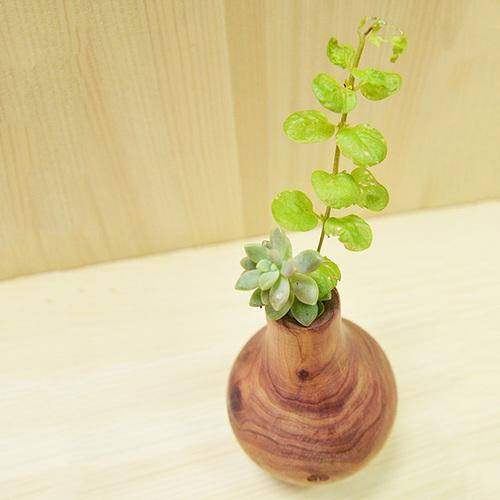 一郎木創|滾動花器 小盆栽