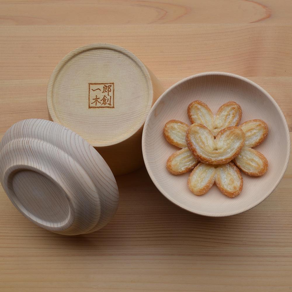 一郎木創 湯杯 木製杯