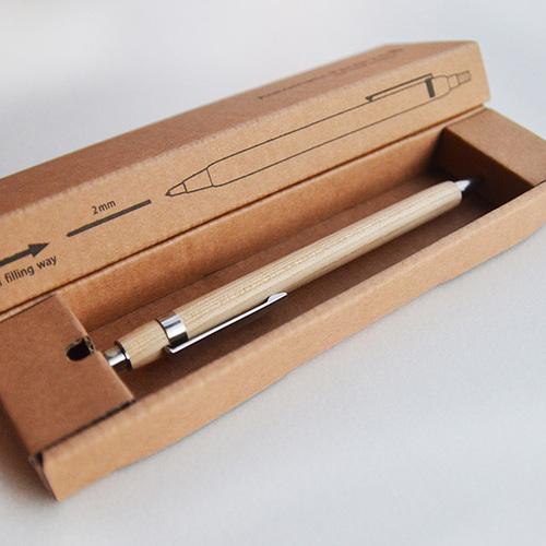 一郎木創|職人鉛筆 工程筆 木製筆身
