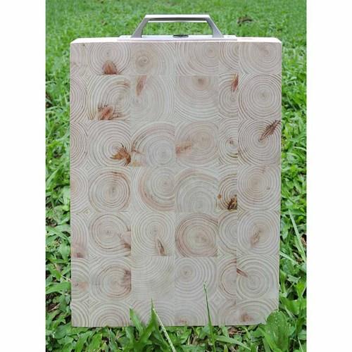 一郎木創|立蕊時尚砧板 抗菌 除臭 特選斷面