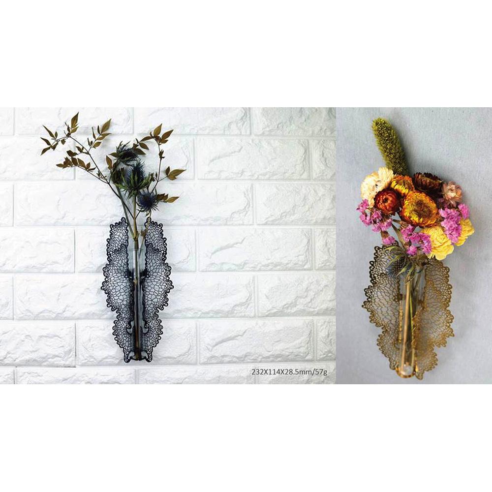 yeduo|花器-蝶舞金色