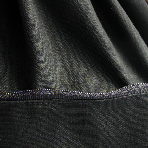 la yoo來喲 【鳳凰花上的松鼠】大鯨魚束口後背包(黑色)