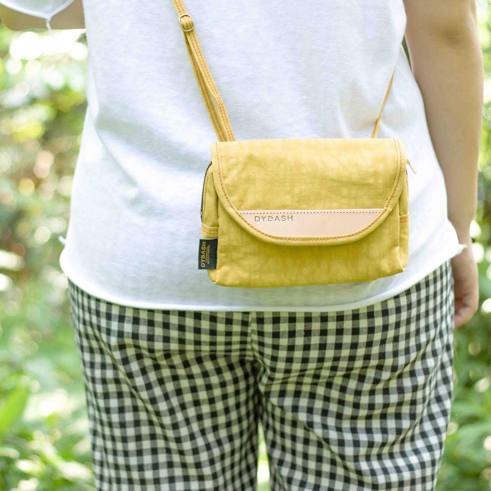 DYDASH|【散步包】隨身散步小包-散步洋梨芥末