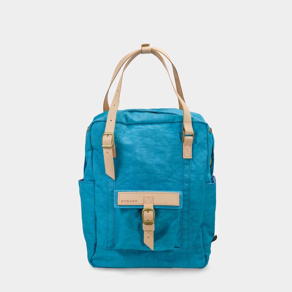 DYDASH|3way3用手提/肩背/後背包/媽媽包-大藍藍天空