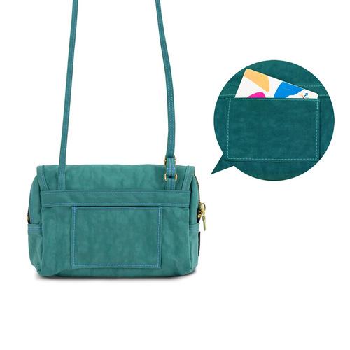 DYDASH 【散步包】隨身散步小包-散步尼斯湖水綠