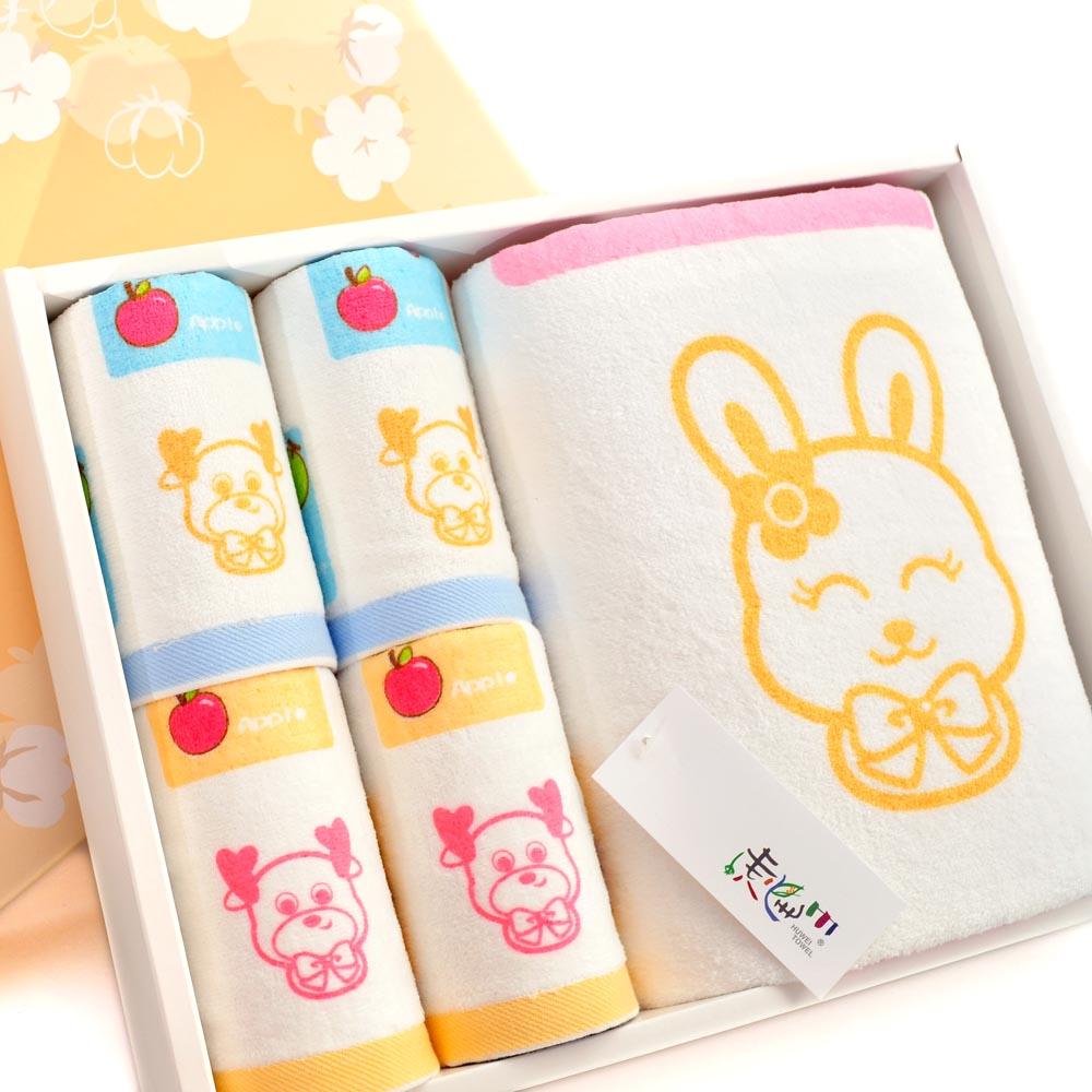 MGHD|毛巾小偶水果樂園禮盒