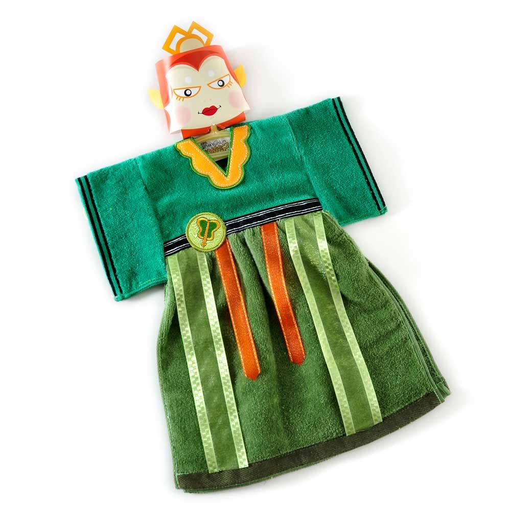 MGHD|布袋戲造型擦手巾(單入)