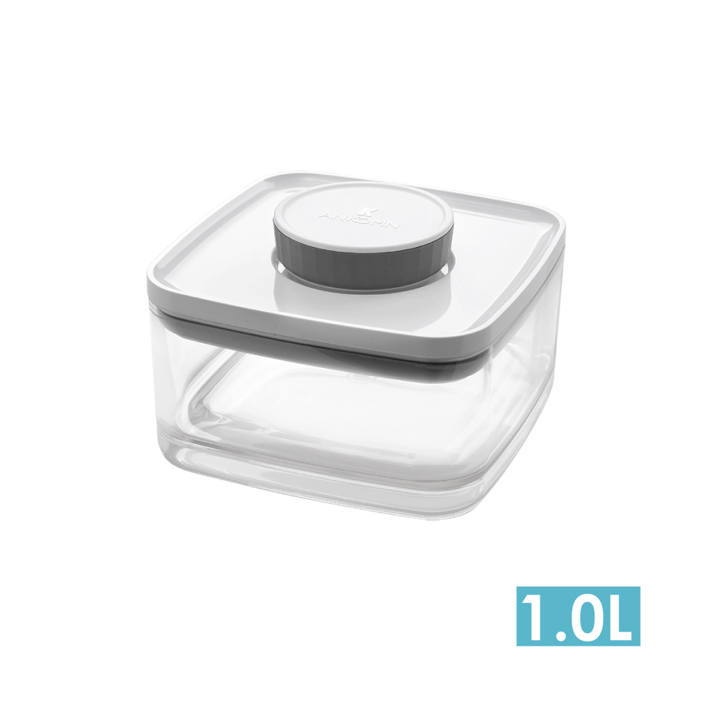 ANKOMN  Everlock 密封保鮮盒 1+ 1.5 +  2.5公升 (組合 )
