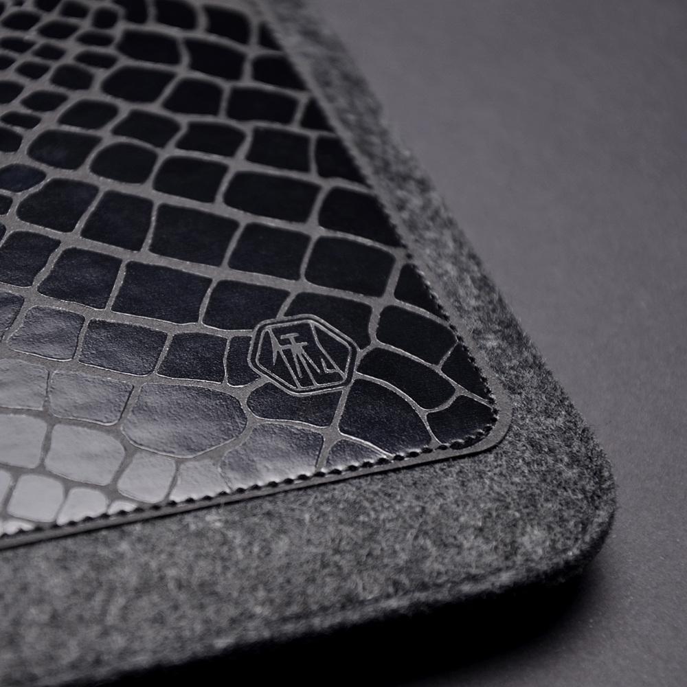 俬品創意 iPad mini 保護套(鱷魚紋)