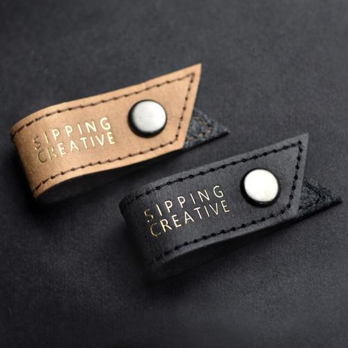 俬品創意|耳機收納夾/捲線器(雙色一組)