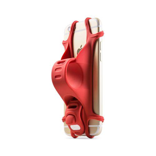 Bone|Bike Tie 單車行動綁 手機支架 單車手機架 - 紅