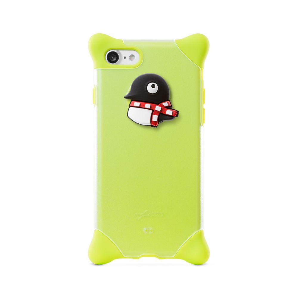 Bone|iPhone 8 / 7 四角防撞 泡泡保護套 - 企鵝