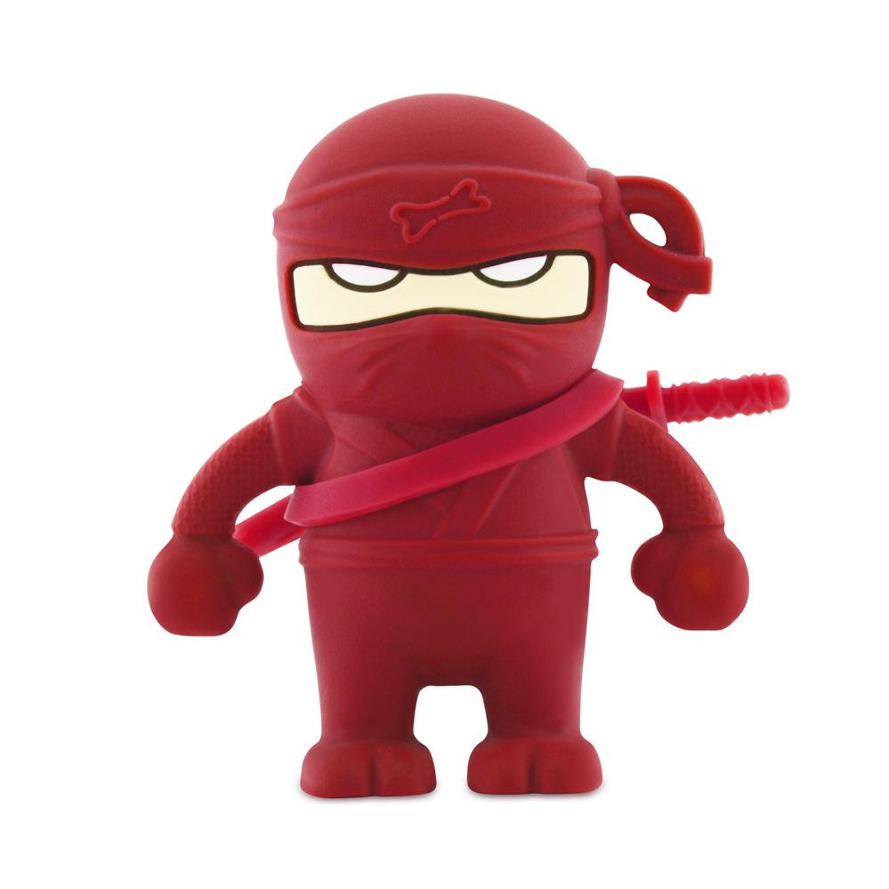 Bone|Ninja Driver 忍者隨身碟-紅(16G)