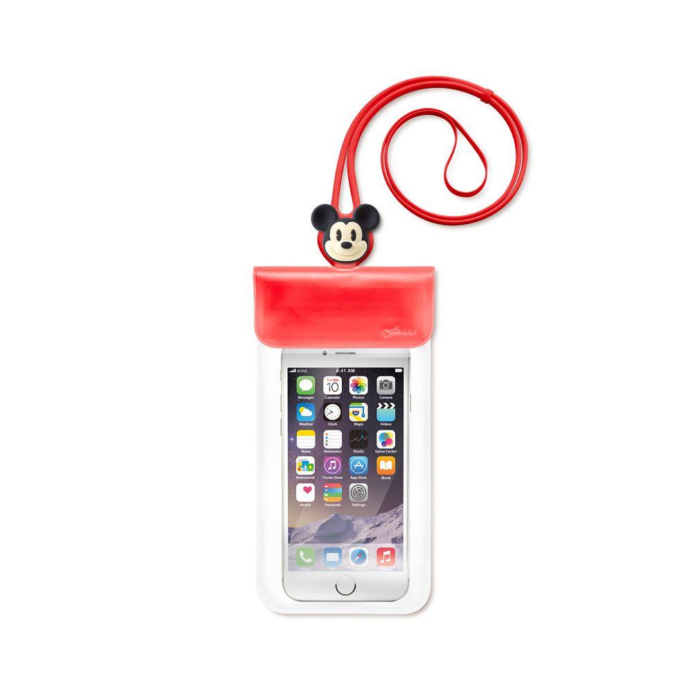 Bone Waterproof Phone Bag 防水手機袋 - 米奇