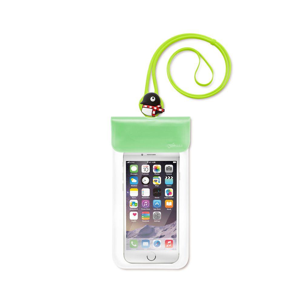 Bone|Waterproof Phone Bag 防水手機袋 - 企鵝 Maru