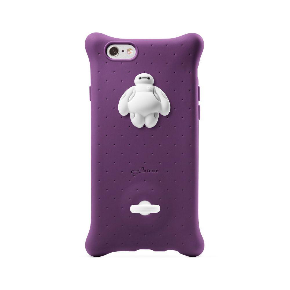 Bone|iPhone 6 / 6S 四角防撞 泡泡保護套 (Q環設計) - 杯麵