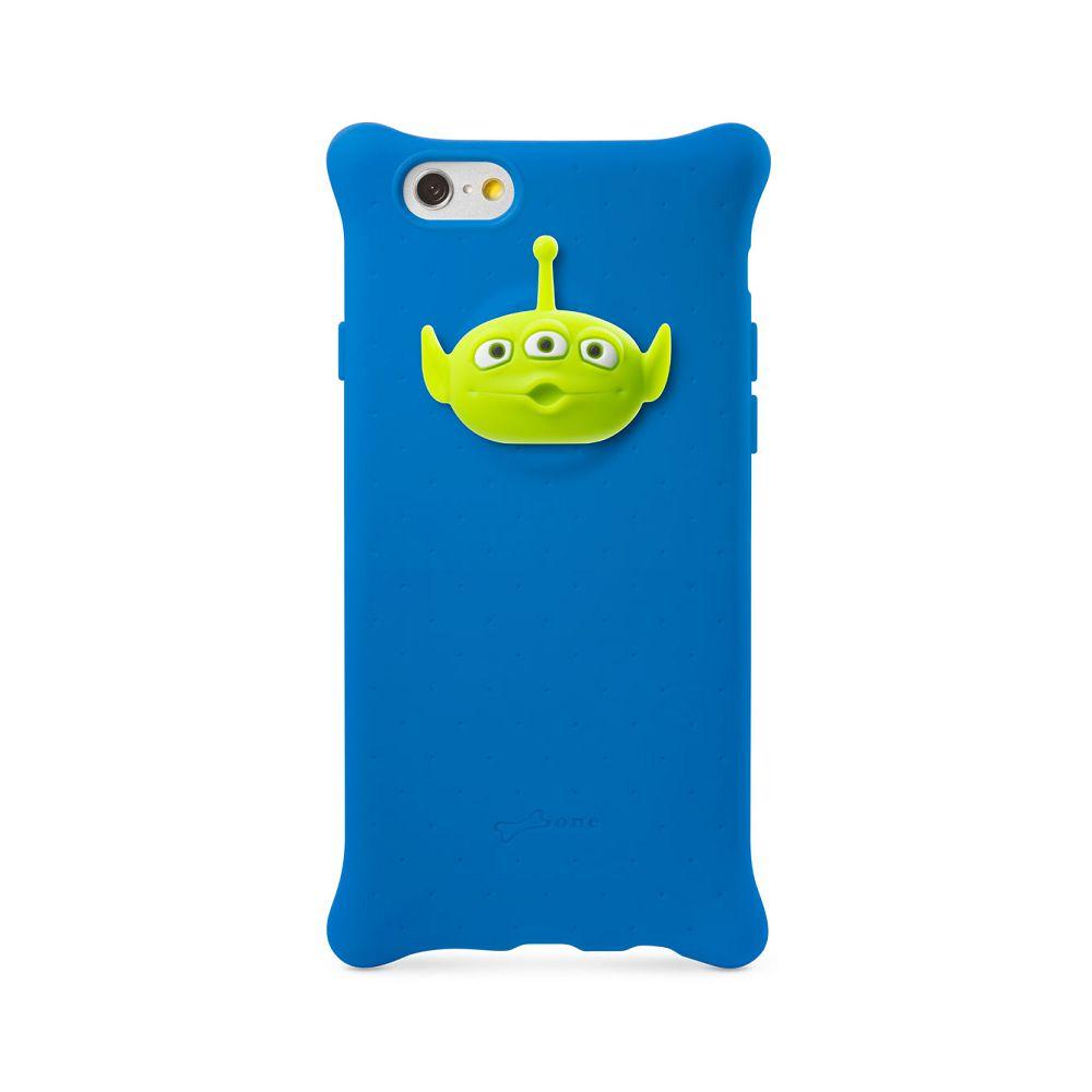 Bone iPhone 6 / 6S 四角防撞 泡泡保護套 手機保護 - 三眼外星人