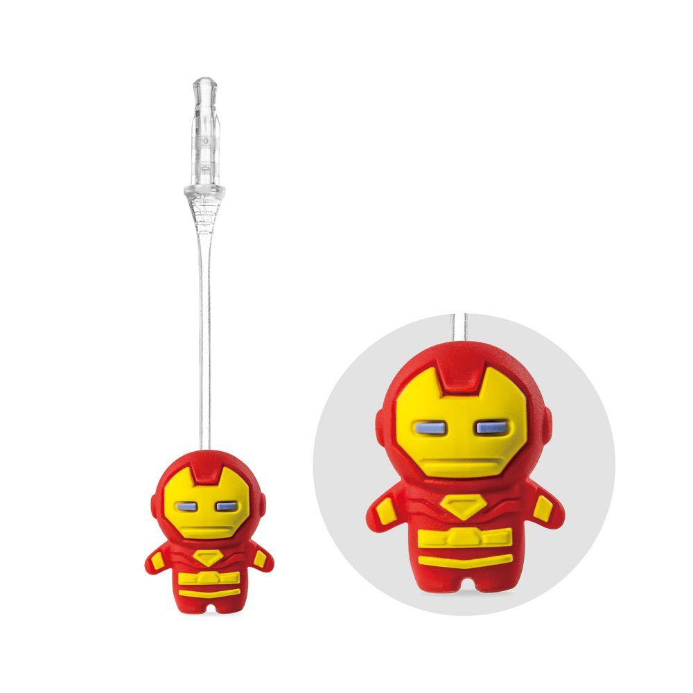 Bone Charm Plug 蹦跳防塵塞-鋼鐵人